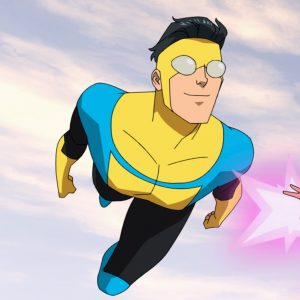 Invincible Serie Animada