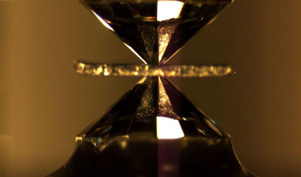 Superconductor a temperatura ambiente