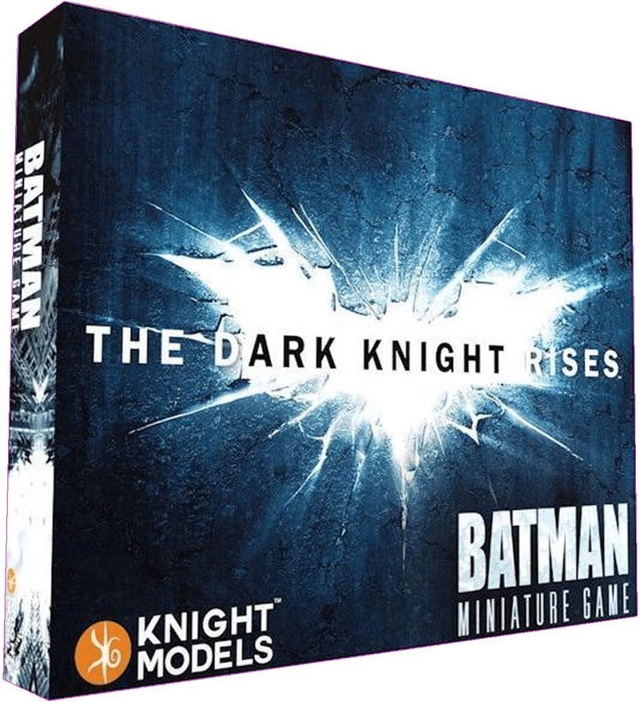 The Dark Knight Rises Batman Miniature Game