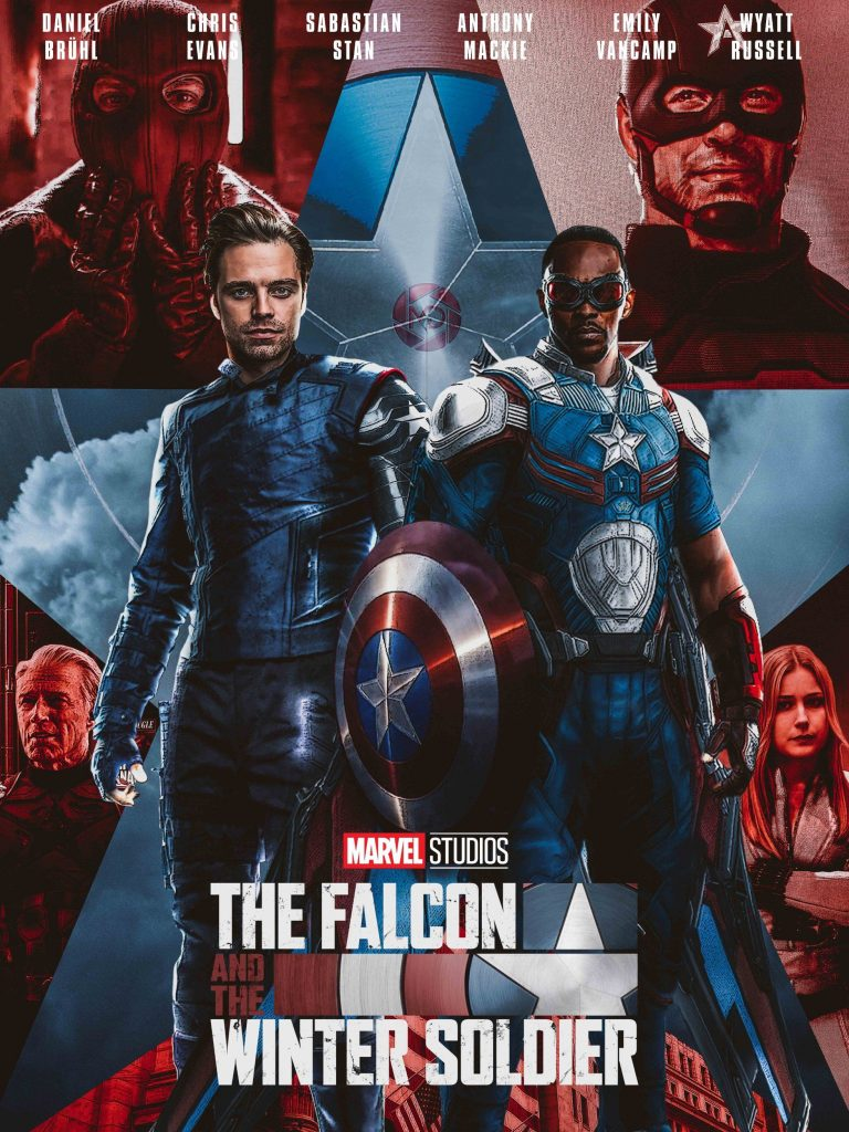 The Falcon and the Winter Soldier Compañeros