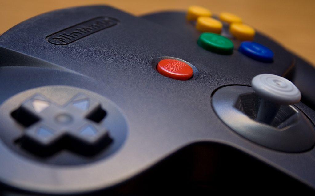 Control Clásico de Nintendo