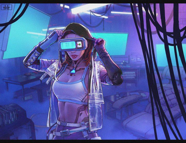Cascos de Realidad Virtual