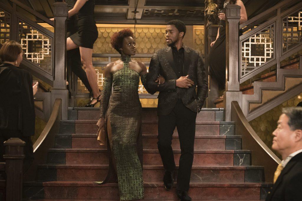 Black Panther y Naki