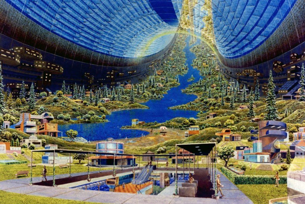 Ciudad en órbita de Oneill