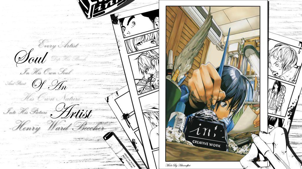 Creadores de Manga