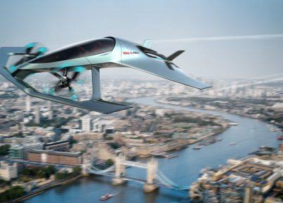 Dron del Futuro