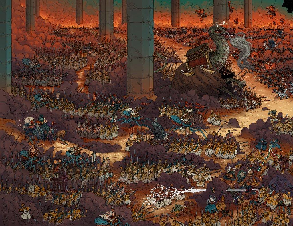 Siege of Yire por Abaddon