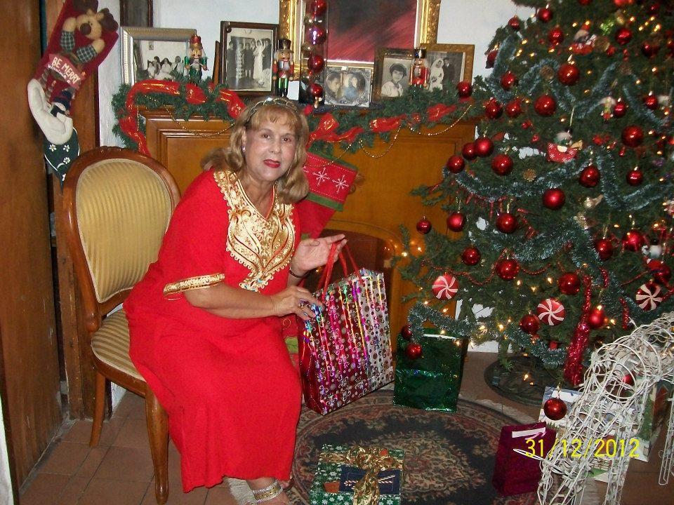 Elsa navideña