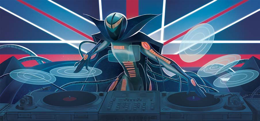 Till Dawn DJ