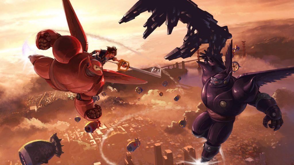 Kingdom Hearts Wallpaper 1