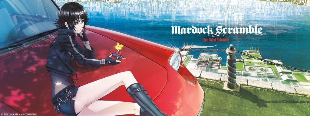 Mardock Scramble Rune Balot