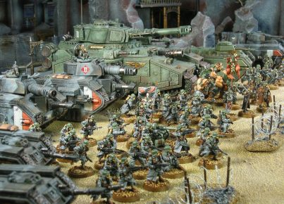 Death Korps of Krieg 01