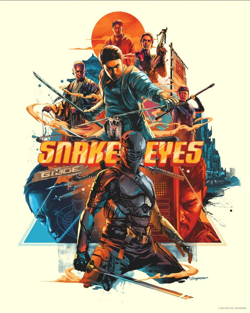 Snake Eyes Preview
