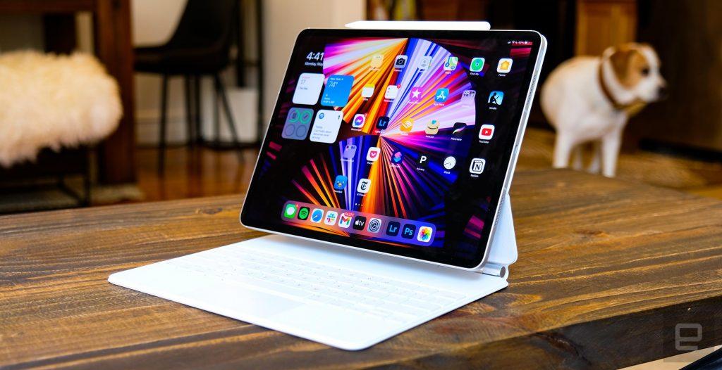 iPad Pro con Stand