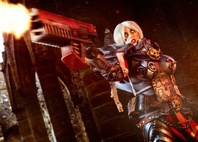 Cosplays de Warhammer 40K