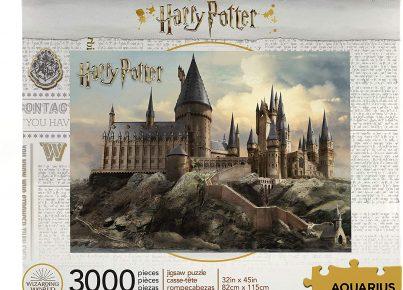 Hogwarts rompecabezas de 3000 piezas