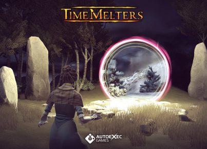 Timemelters Gaemplay en Español